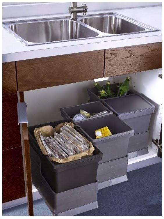 Segregowanie Odpad 243 W Dobrze Zorganizowana