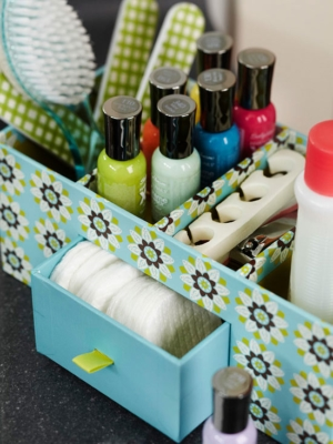 mani and peddi supplies - bhg