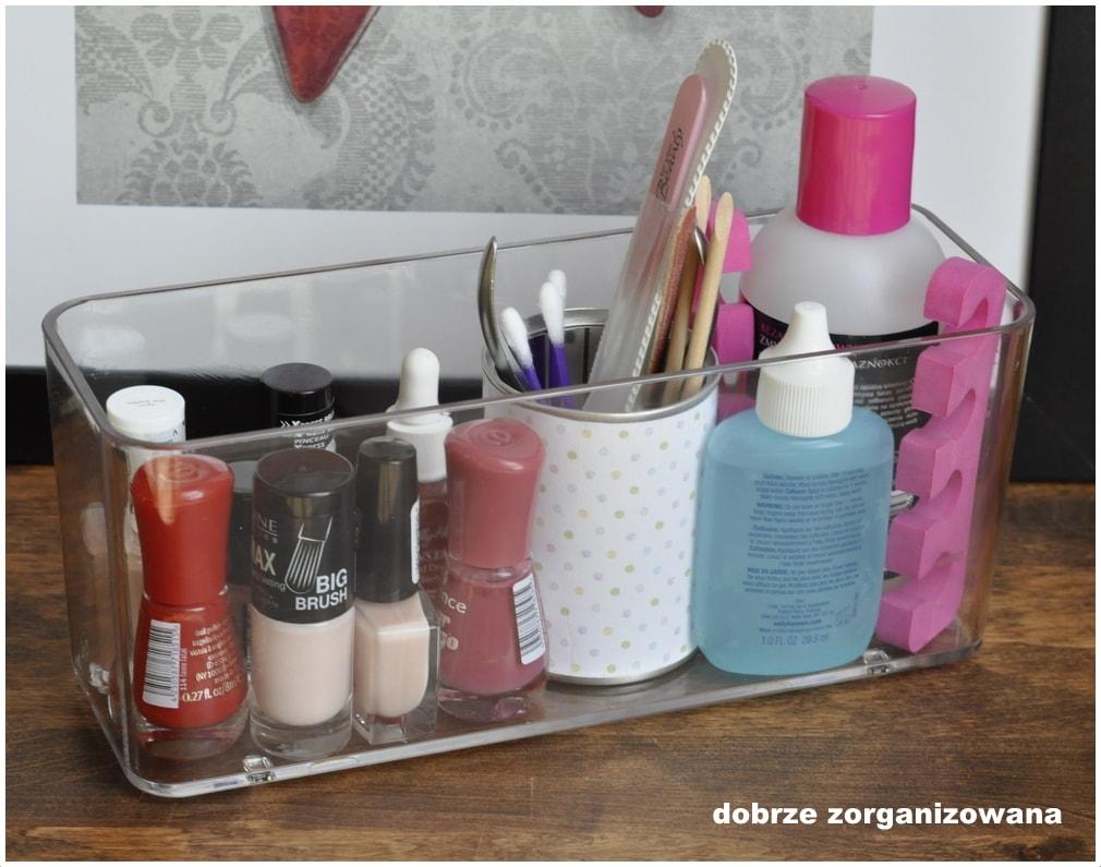 moje lakiery - dobrze zorganizowana 2
