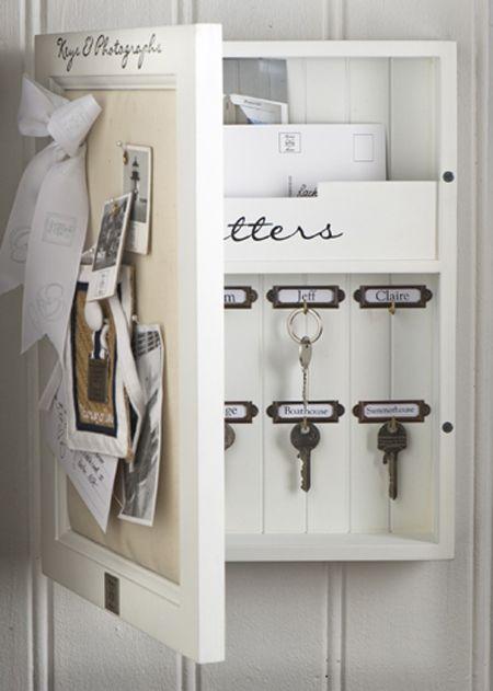 gdzie s moje klucze organizacja i przechowywanie kluczy dobrze zorganizowana. Black Bedroom Furniture Sets. Home Design Ideas
