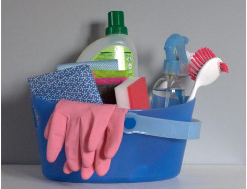 Co możesz zrobić, bypolubić sprzątanie.