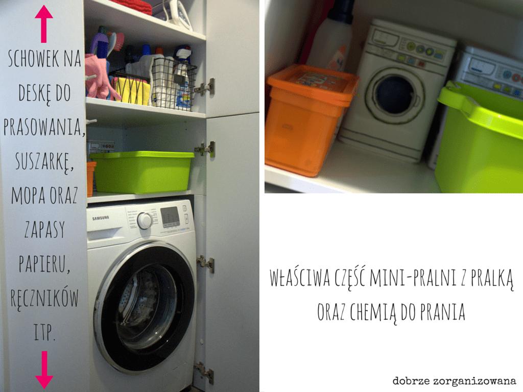 mini-pralnia - dobrze zorganizowana 2