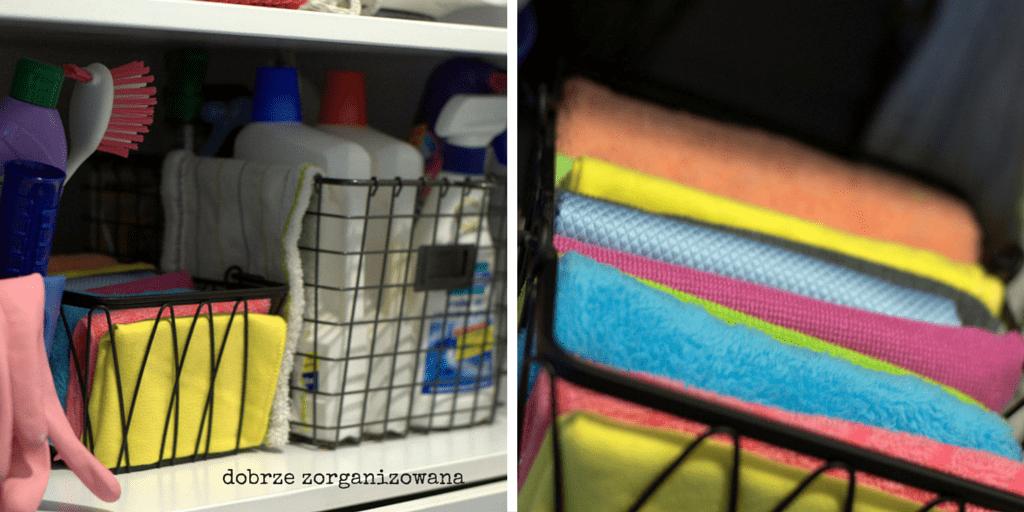 mini-pralnia - dobrze zorganizowana - zbliżenia