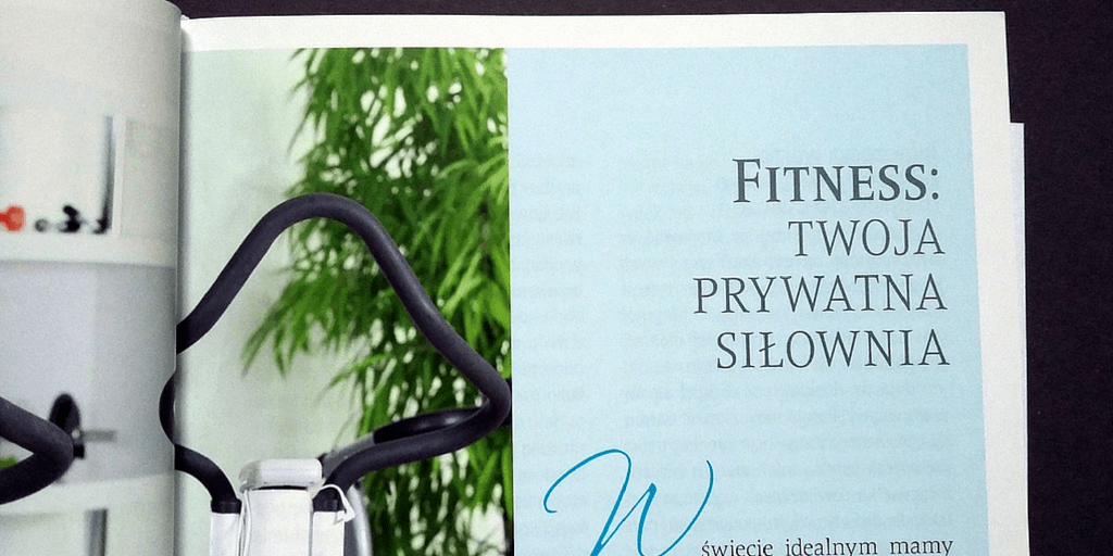 fitness: twoja prywatna siłownia