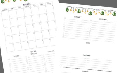Jak zorganizować święta Bożego Narodzenia