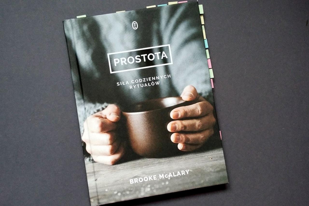 Prostota. siła codziennych rytuałów - okładka książki