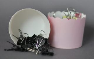 nowe zastosowania przedmiotów codziennego użytku - foremki na babeczki