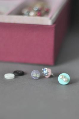 nowe zastosowania przedmiotów codziennego użytku - guziki