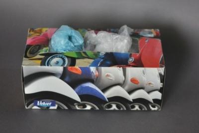 nowe zastosowania przedmiotów codziennego użytku - pudełko nachusteczki