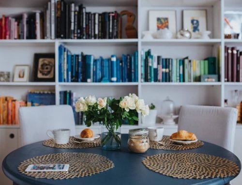 Niespodziewani goście – jak szybko uporządkować dom