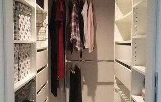 moje tu i teraz - zima 2019 - porządki w szafie